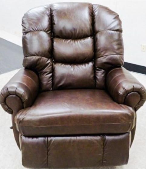 Best Big Man Chair Leather Recliners 500 Lb Oversized Chair 400 x 300