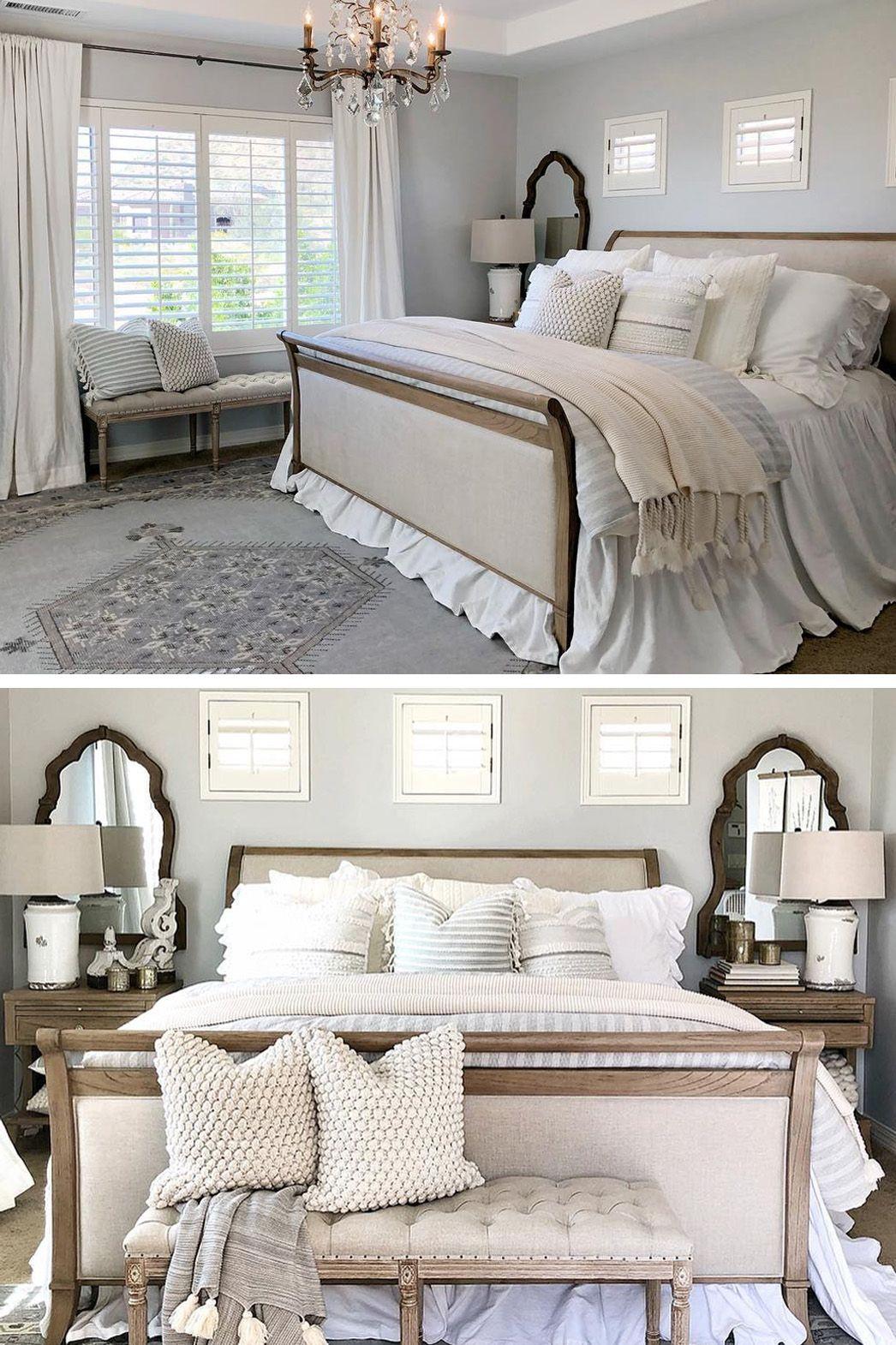 Pearson Bedroom Collection—Arhaus Classic bedroom decor