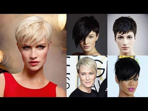 Trend Pixie Haircuts For Short Hair 2018 Most Preferred Short