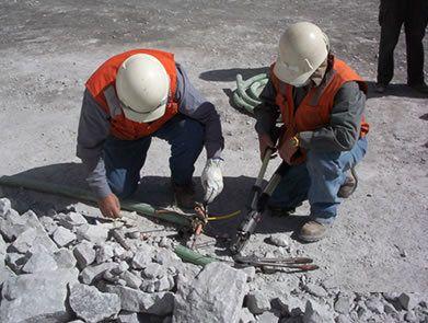 En la industria minera la  demanda externa fue el factor determinante para su crecimiento y modernización durante los años porfiristas . Ademas de Oro y plata empezaron a aparecer los metales industriales entre las importaciones mexicanas.