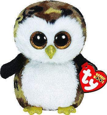 5330fdb1463 Owliver Beanie Boos Owl - Ty