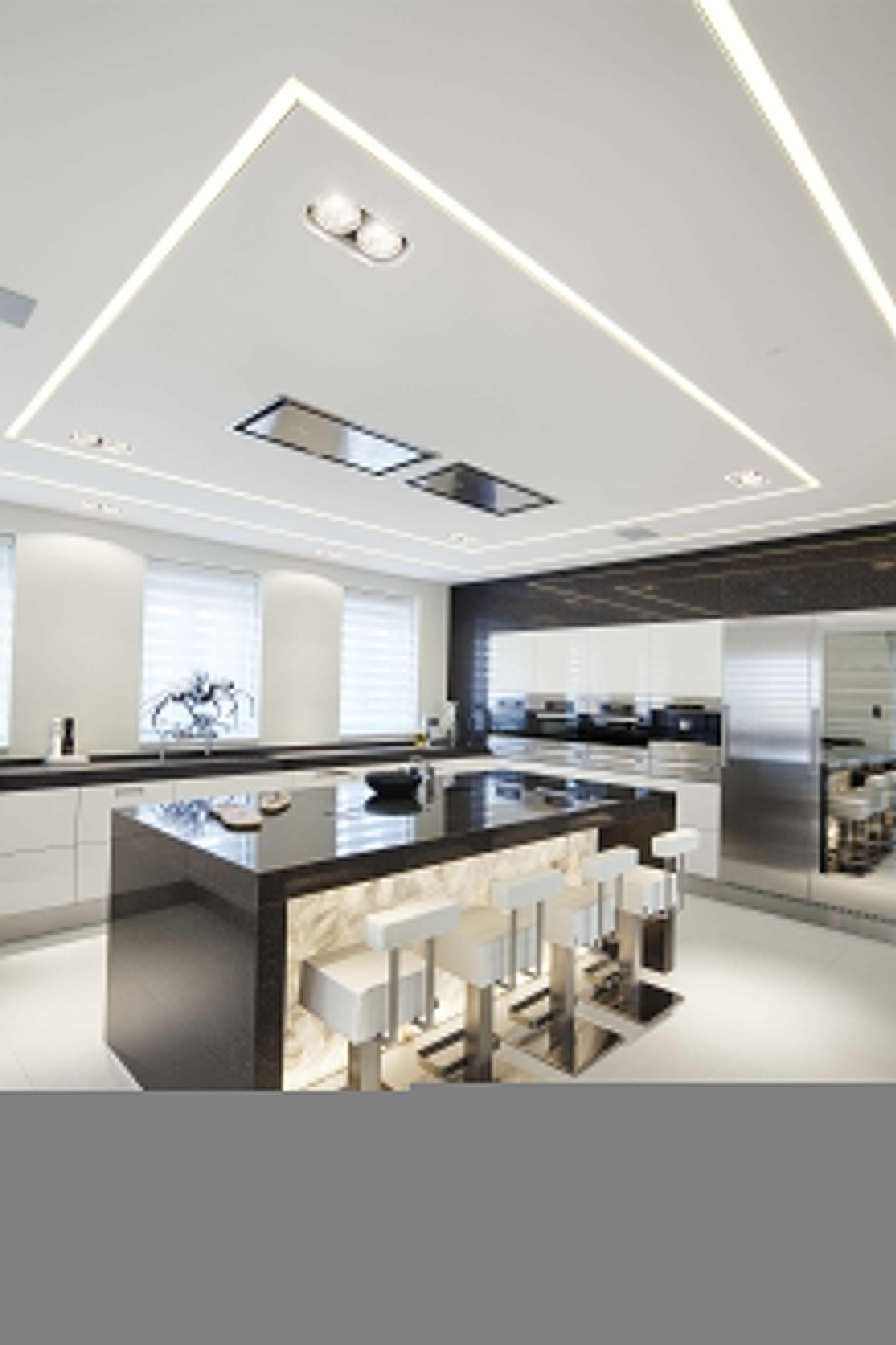 Kitchen Ceiling Fans Cool And Classic Design Of Ceiling Fans Modern Kitchen Design House Ceiling Design Ceiling Fan In Kitchen