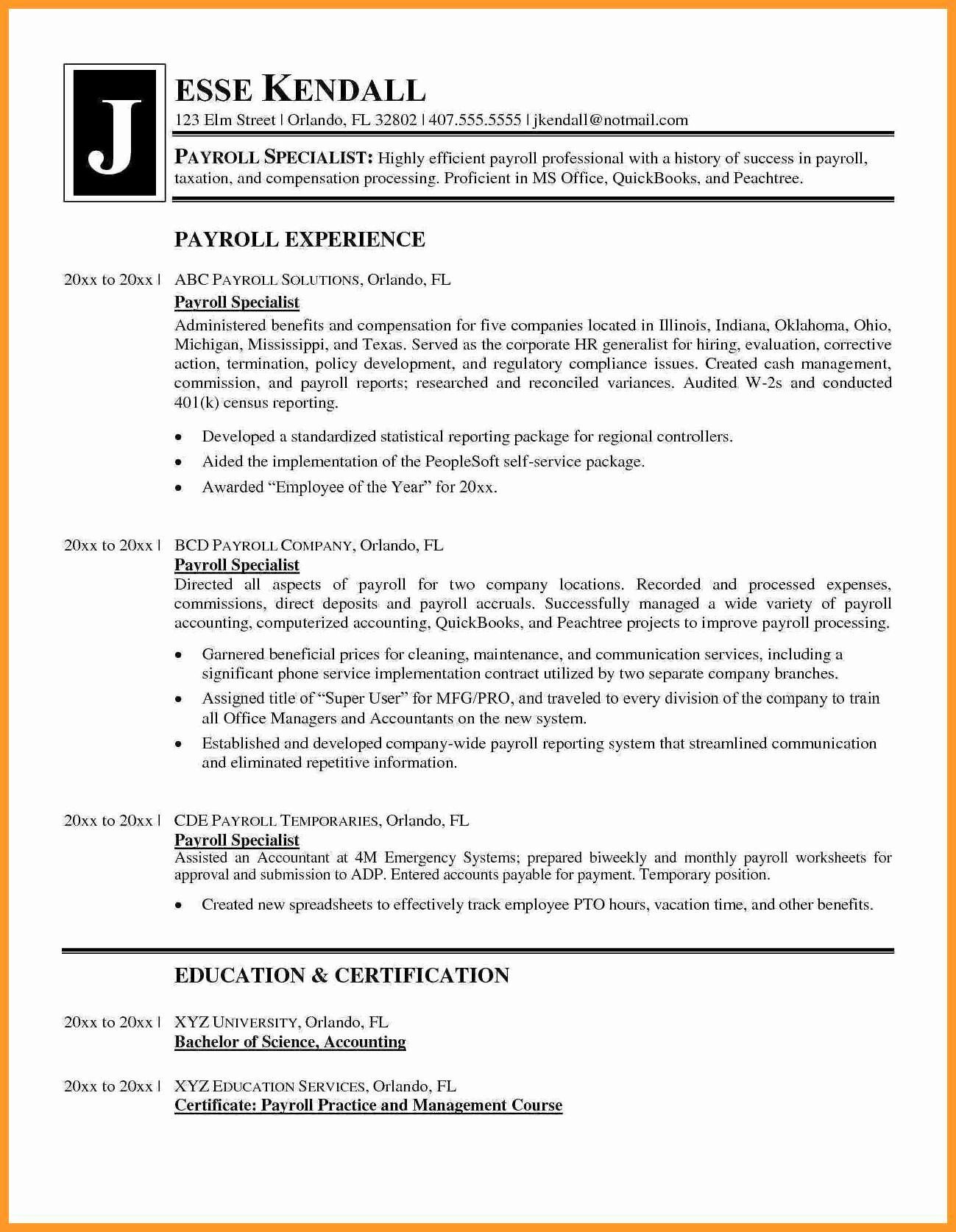 23 Account Payable Job Description Resume In 2020 With Images