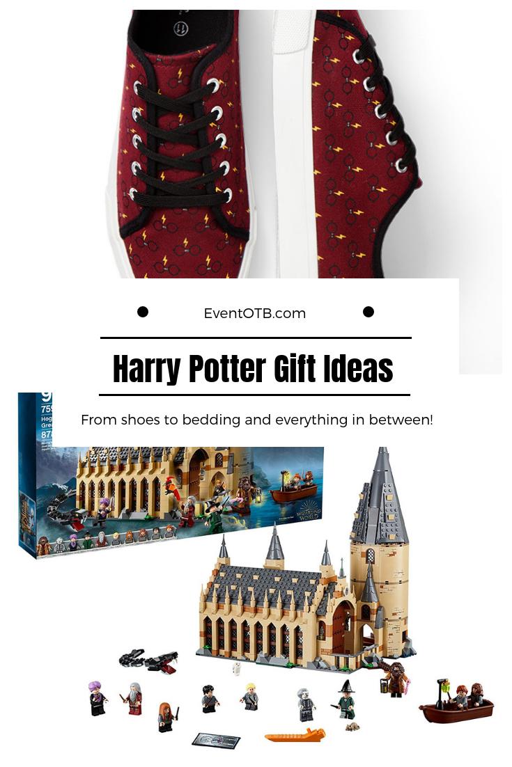 Harry Potter Gift Idea List For Potterheads Harry Potter Gifts Gifts Gift List