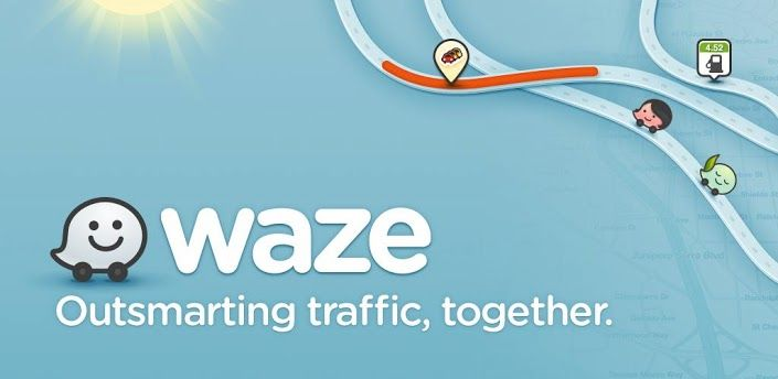 Waze social GPS maps & traffic app | Products I Love | Gps