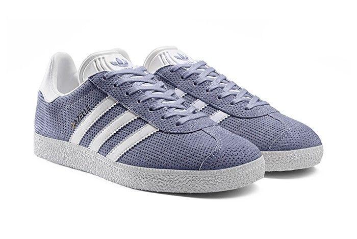 énorme réduction c44ae 31024 ADIDAS-GAZELLE-PERFORATION-PURPLE-1 | Sneaker