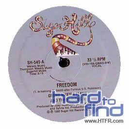 Robot Check   Freedom, Music record, Vinyl