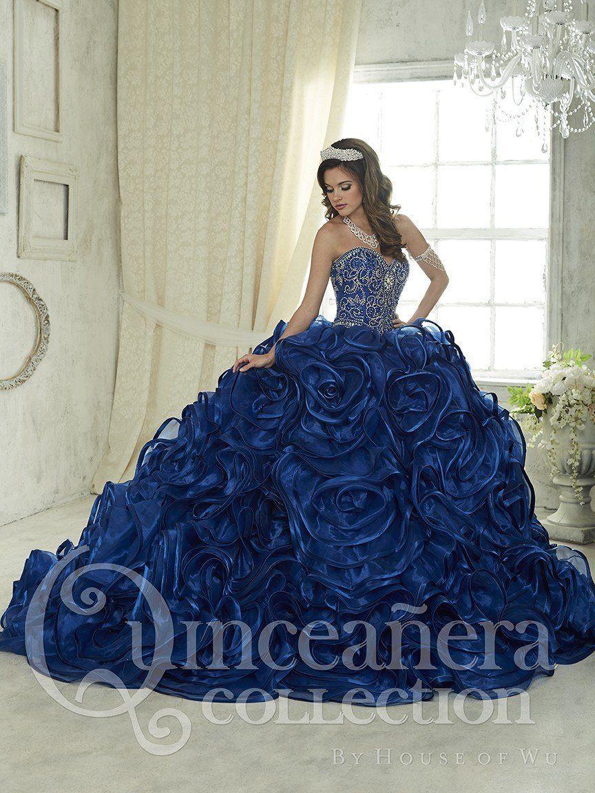 Quinceanera Dress 26834 House of Wu