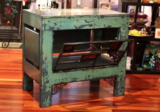 Merveilleux Industrial Steampunk Furniture By Joe Allheim.