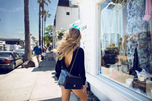 Just a girl in LA <3
