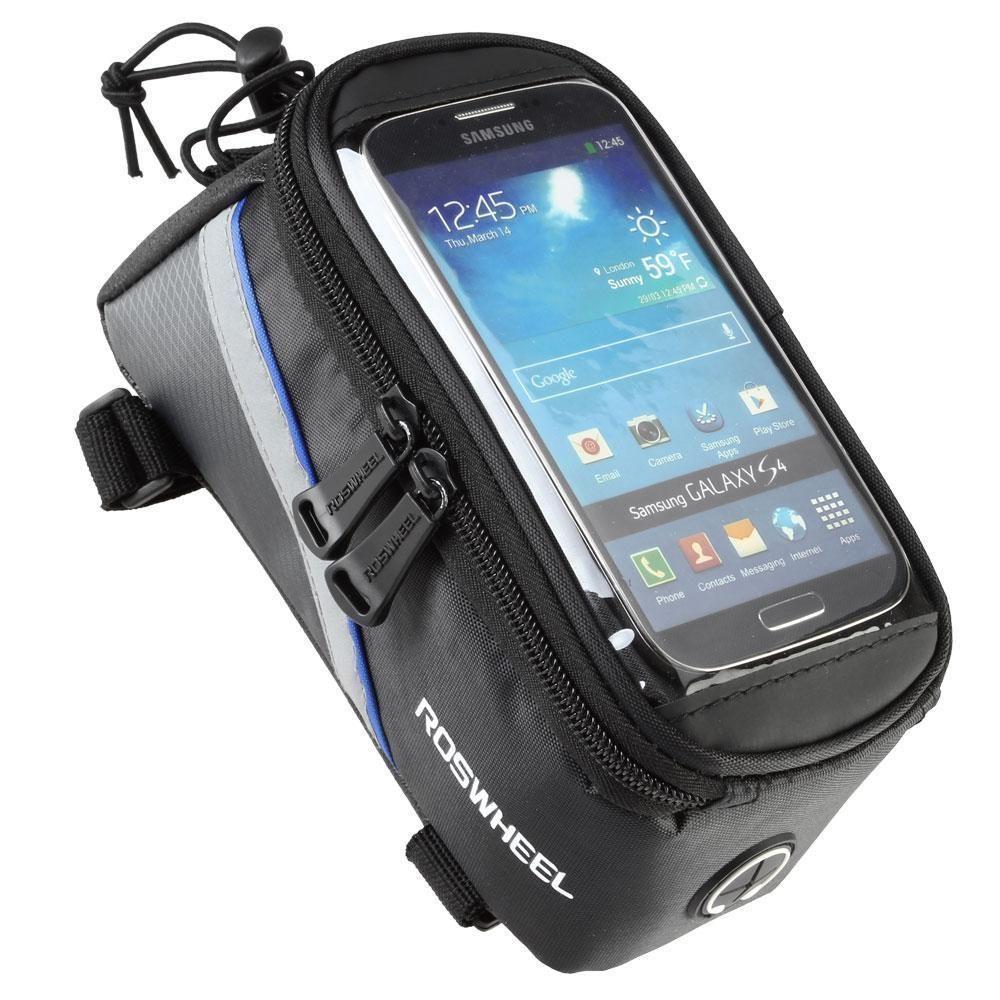 Deluxe Waterproof Cycling Bike Bag Phone Holder Bike bag