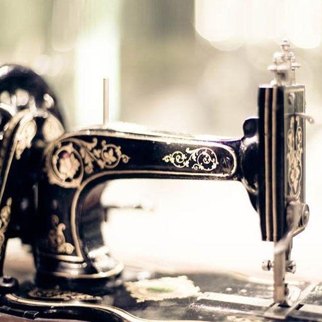 Craft room prints black gold vintage sewing machines photo set craft room prints black gold vintage sewing machines photo set of 3 prints save 50 sciox Gallery