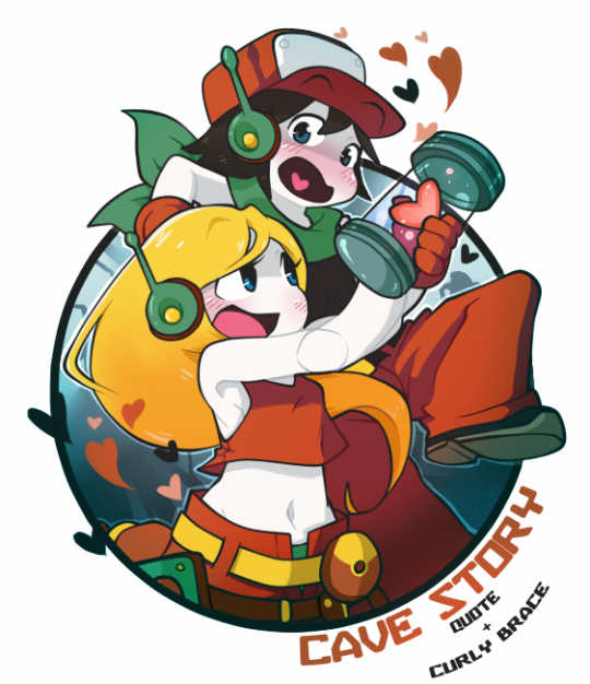 Cave story quote curly brace cave story pinterest cave story cave story quote curly brace voltagebd Gallery