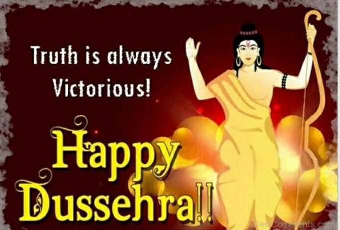 Pin on Happy Dussehra