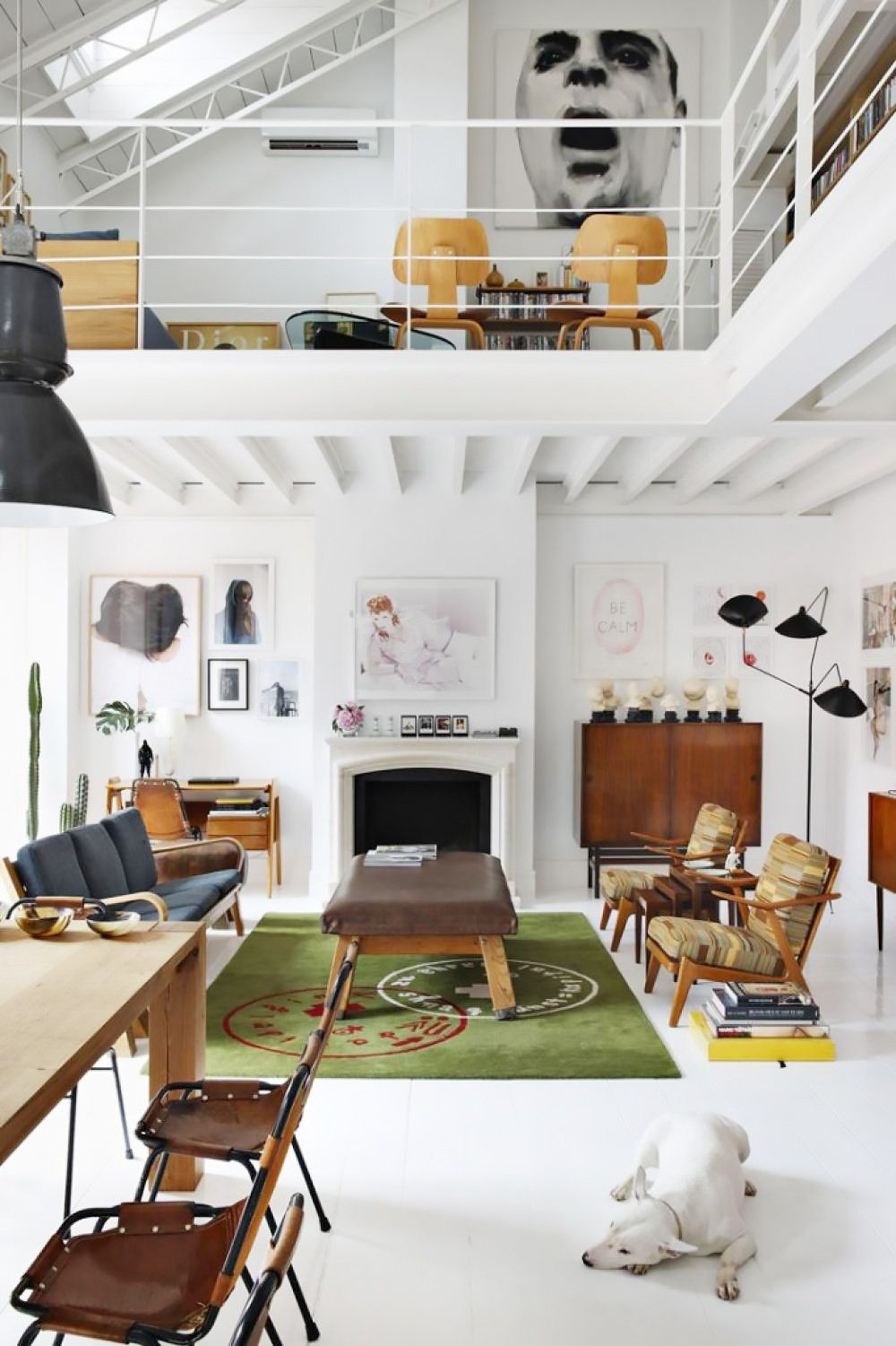 How to decorate like wes anderson via mydomaine loft interior design loft design
