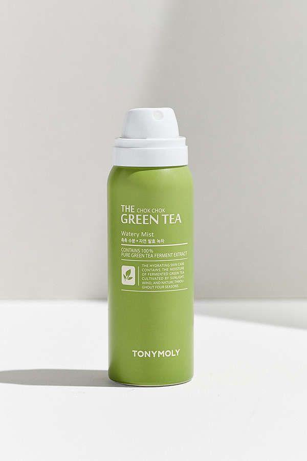 Tonymoly The Chok Chok Green Tea Watery Mist Green Tea Face
