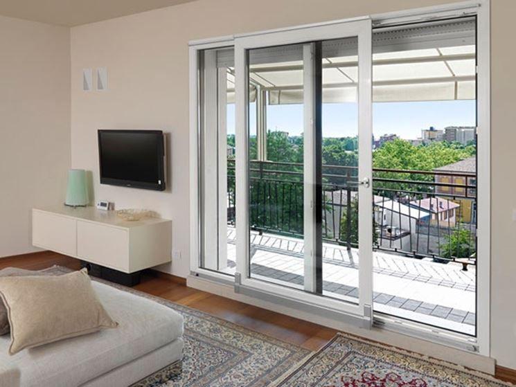 Soglie per finestre moderne top elegant finestra legno e for Internorm a torino