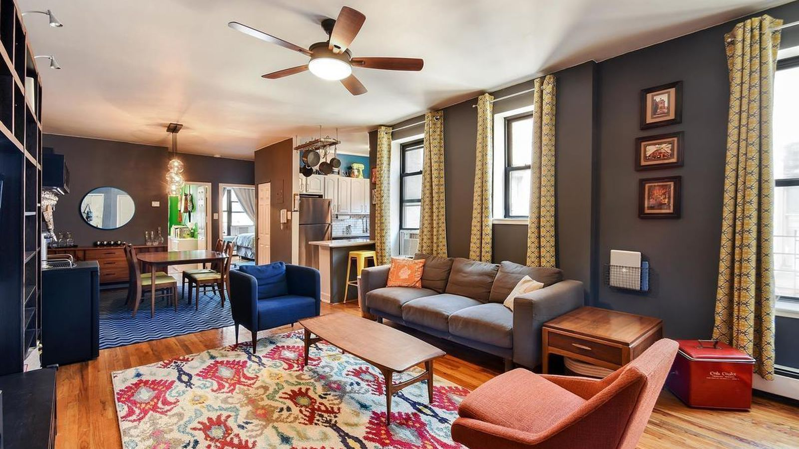 For 450K, a lovely Ditmas Park condo with both classic