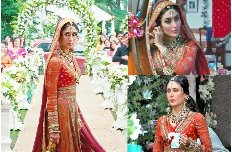 16 Bollywood Movie Wedding Dresses Waiting to Be Worn Again ...