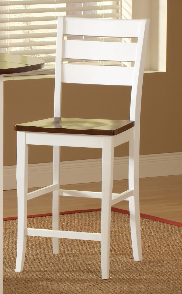 Home Gallery Furniture For White, Ridgewood Barstool.
