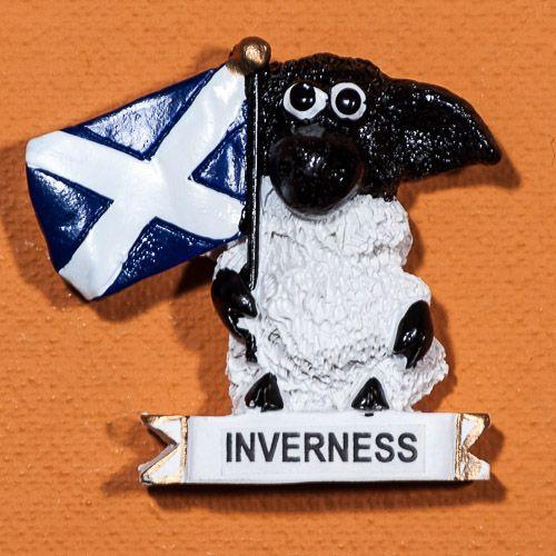 Fridge magnet Flag of Scotland