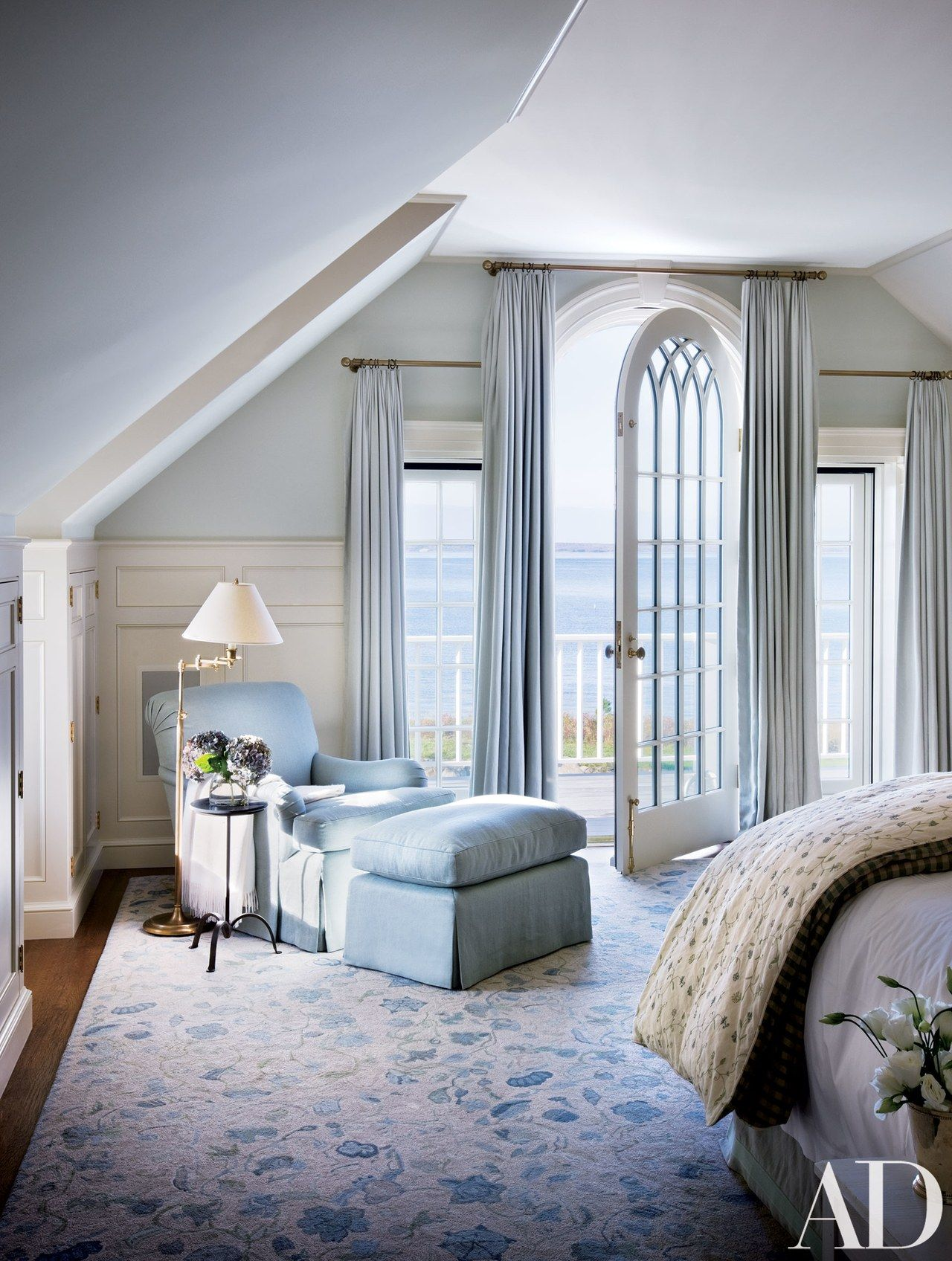 Designing Curtains For Challenging Windows With Images Beach