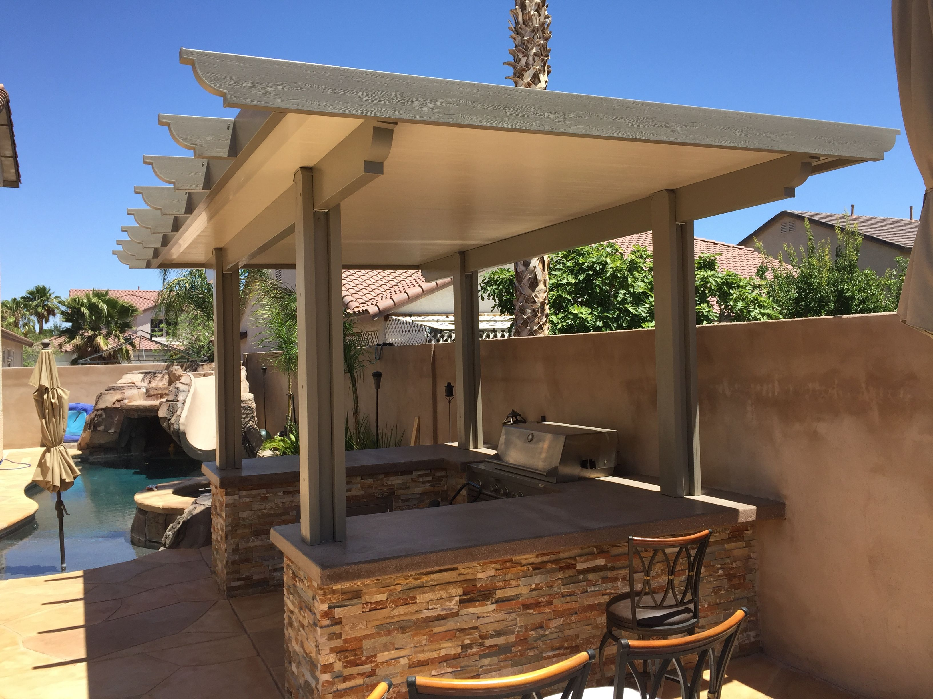 Alumawood Patio Cover Diy Kits Beaumont House Diy Patio Cover