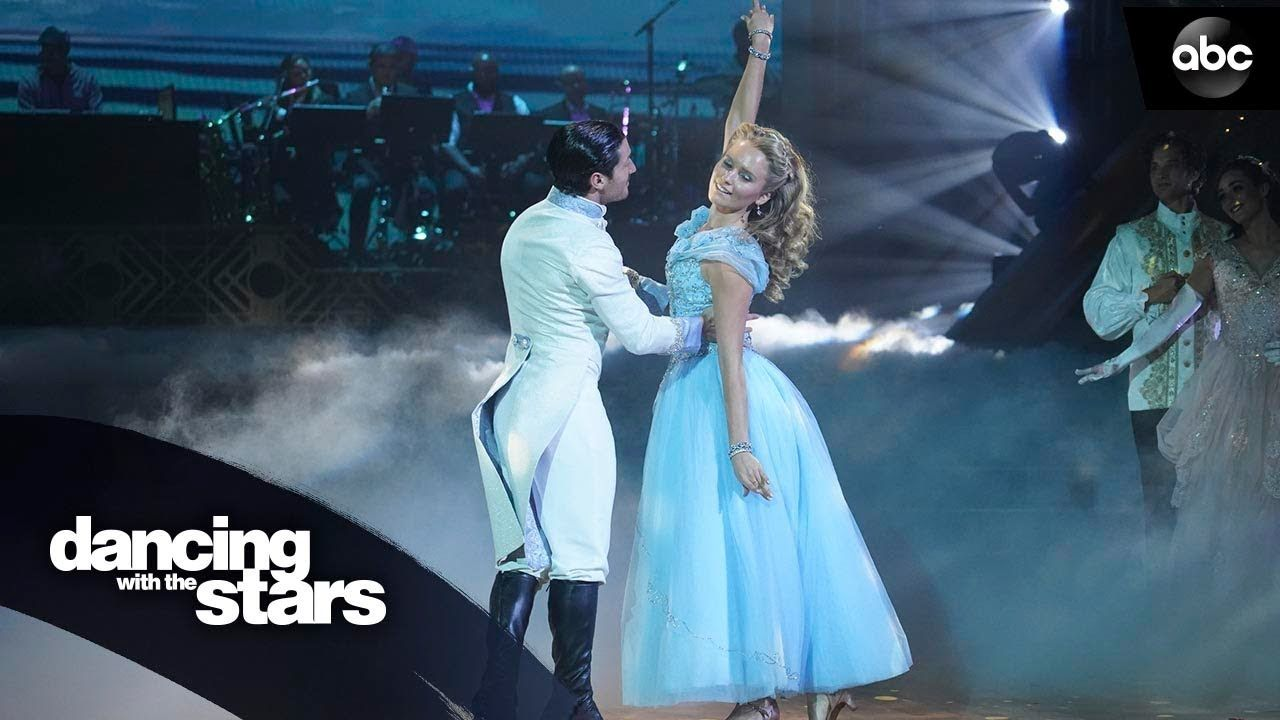 Sailor Brinkley-Cook's Viennese Waltz - Dancing with the Stars - YouTube #dancingwiththestars