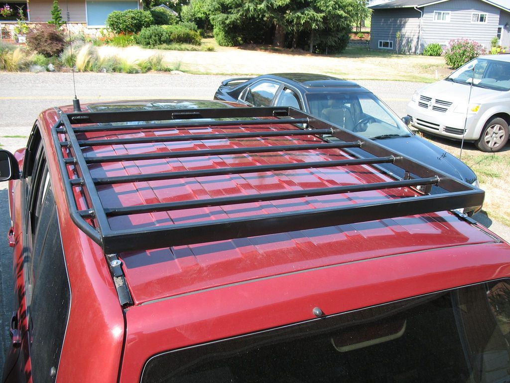 Homemade Roofracks Page 50 Roof Rack Safari Rack Jeep Xj