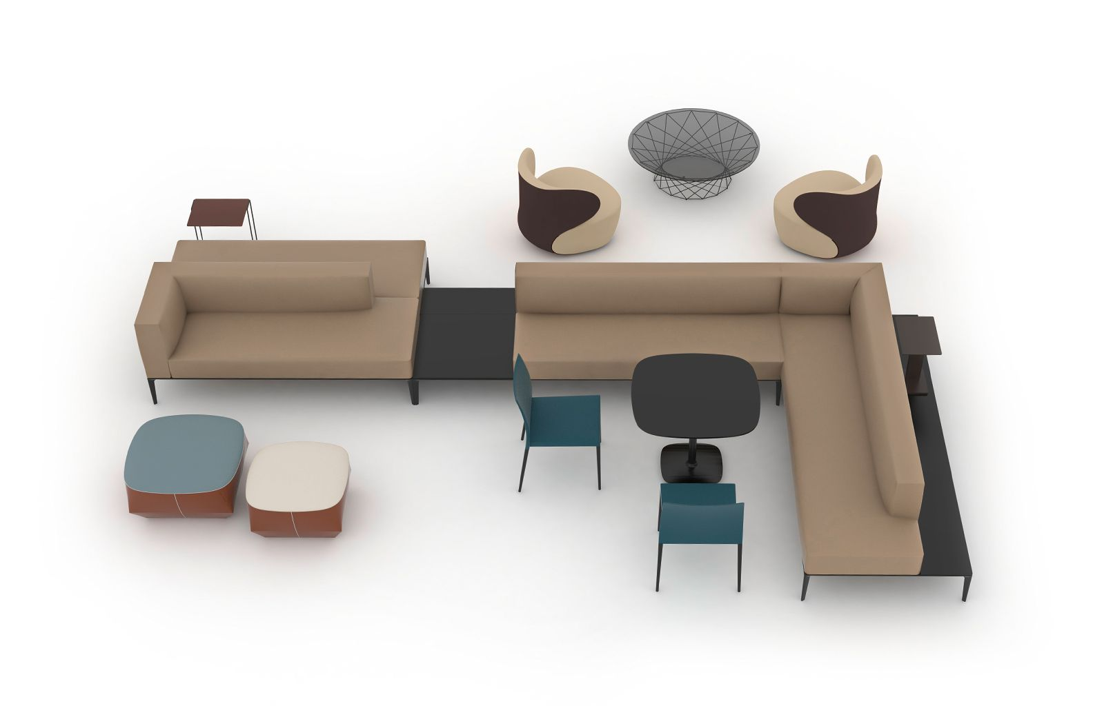 Jaan Bench Walter Knoll Furniture Design Furniture Office