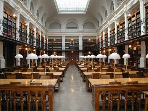 Library Reading Room University Of Graz Beautiful Library Library Of Congress Library Pictures
