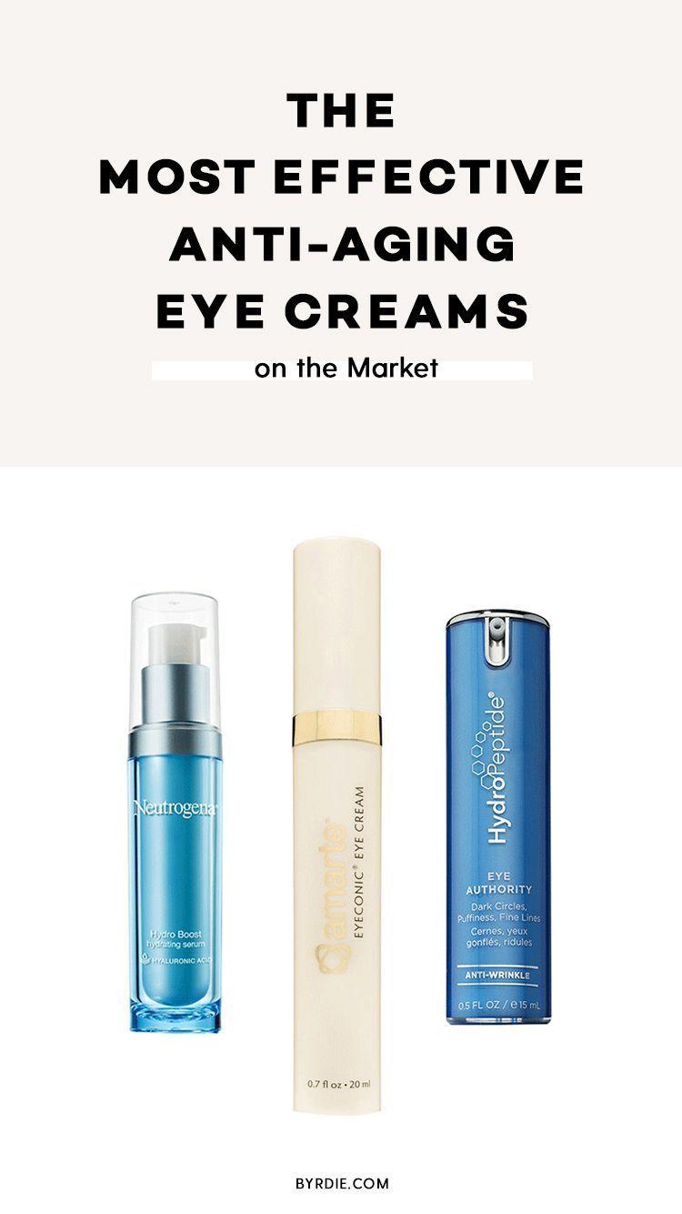 The best eye creams for antiaging besteyecreams  Eye creams