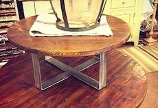 Metal Legs Round Coffee Table In Edmonton Letgo Coffee Tables For Sale Round Coffee Table Table