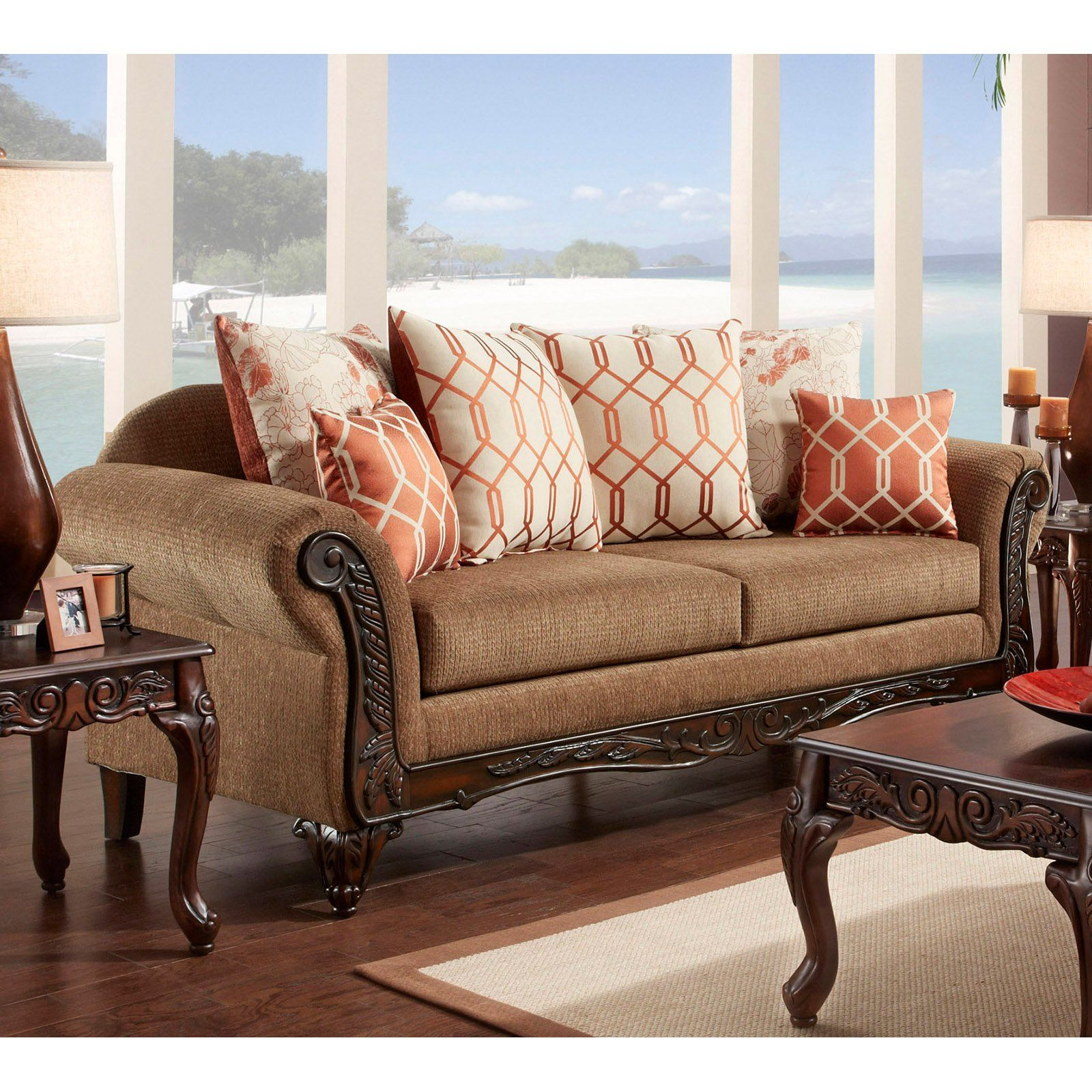 Signature Design By Ashley Blake Loveseat Love Seat Furniture