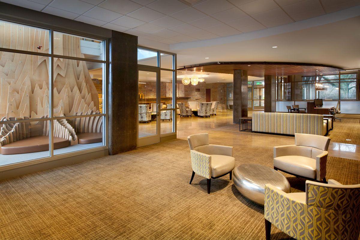 Atlanta Ronald Mcdonald House Design Is Award People S Choice Ronald Mcdonald House Healthcare Design House