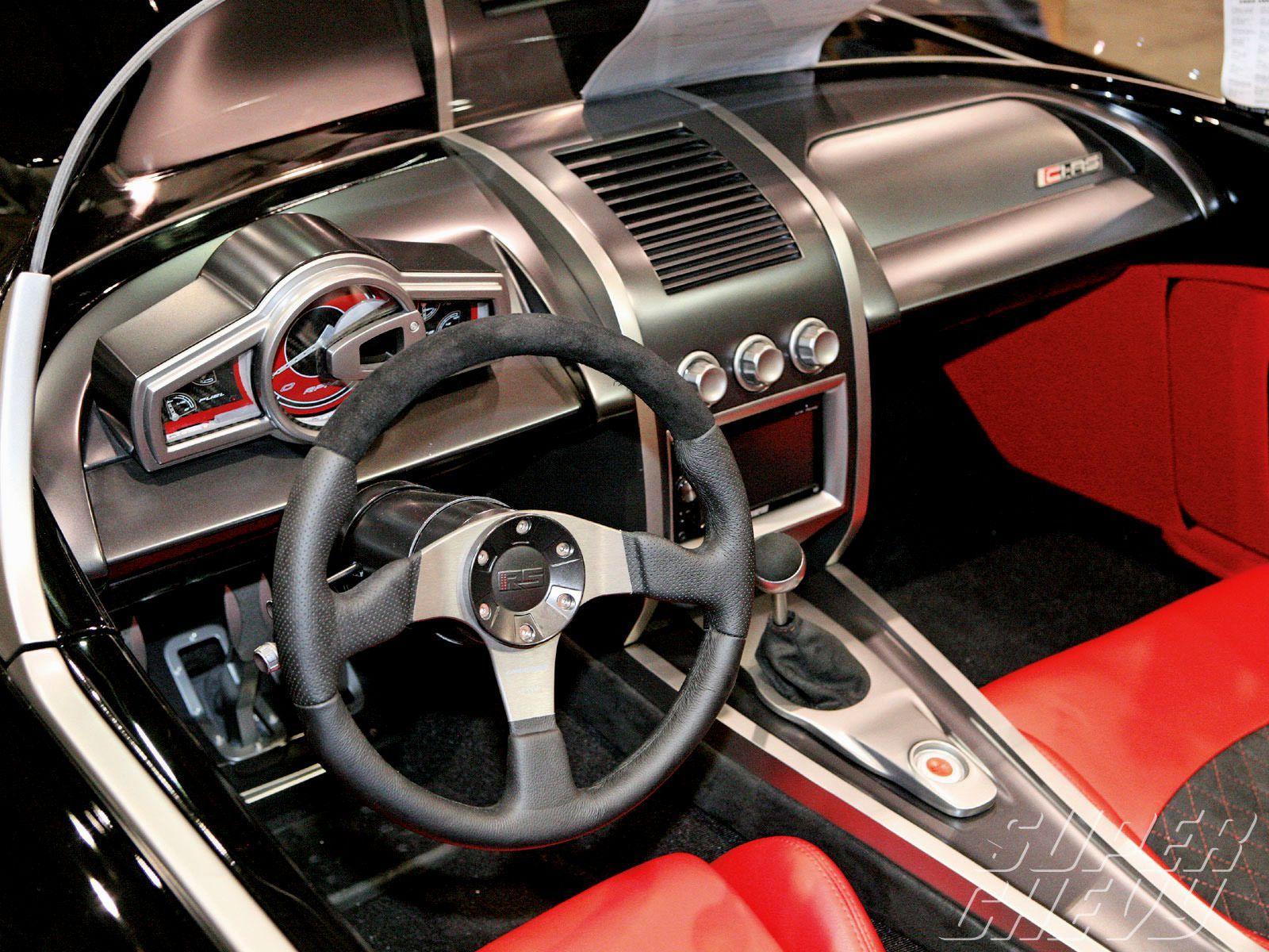 Custom Car Interior Ideas