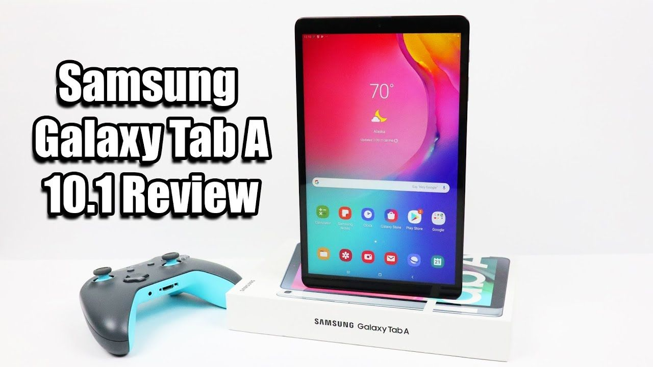 Samsung Galaxy Tab A 10 1 2019 Review The Best Sub 250 Budget Table Samsung Galaxy Tab Galaxy Tab Samsung Galaxy