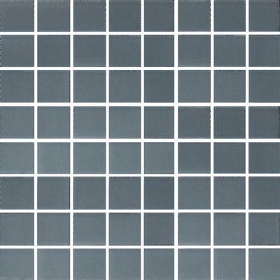 Kristallimosaiikki 2,3x2,3 cm harmaa himmeä