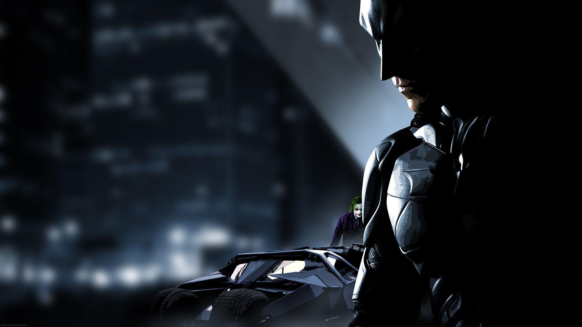 Hd wallpaper gallery - Batman The Dark Knight Wallpapers Gallery En Download