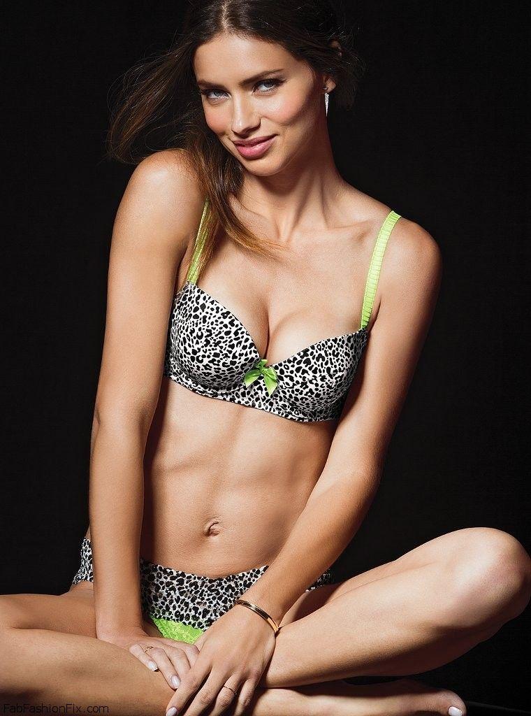 Adriana Lima for Victoria\'s Secret lingerie | Adriana Lima | Pinterest
