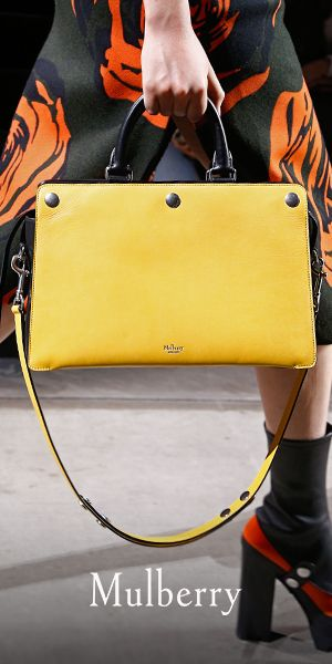 Discover the first collection by creative director Johnny Coca. Sign up for exclusive access to pre-order on mulberry.com