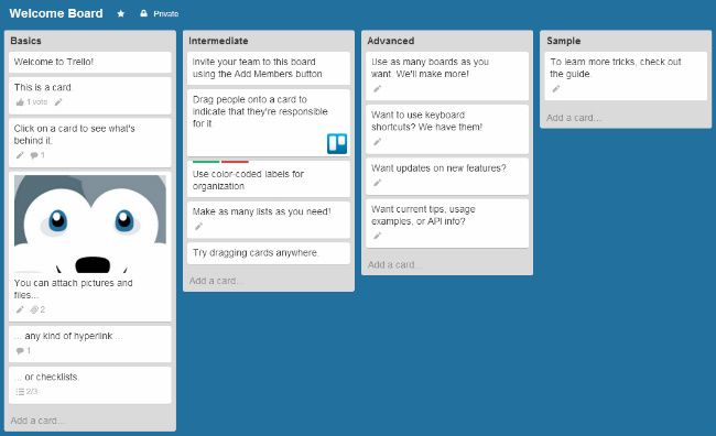 How to Build an Editorial Calendar with Trello – Markerly Blog ...