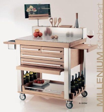 Kitchen Carts Google Search