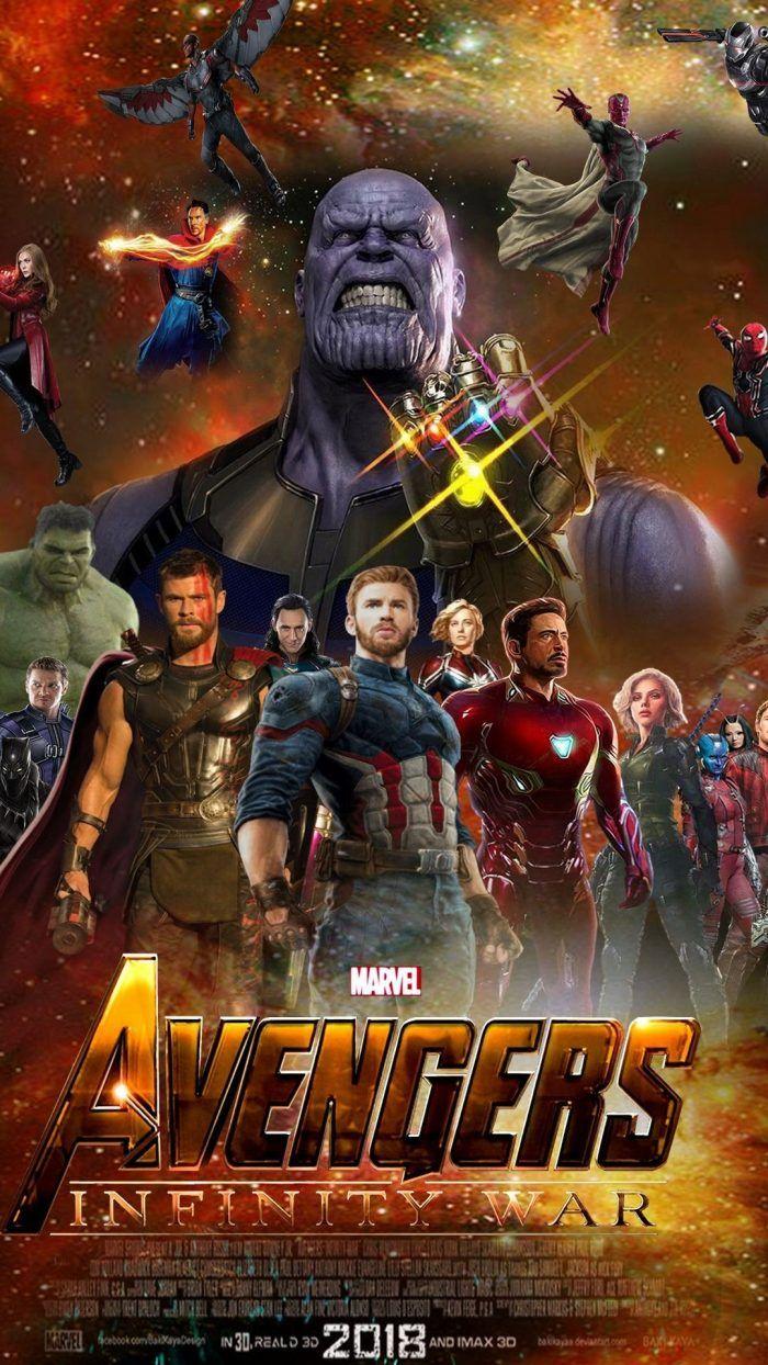 iPhone 7 Wallpaper Avengers Infinity War Películas