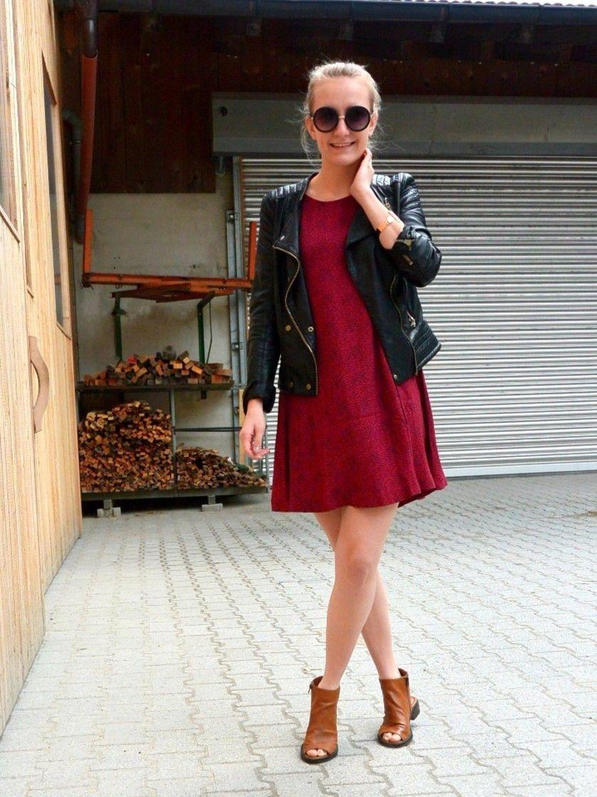 Outfit: Red Dress von lisas_girlystuff auf STYLIGHT