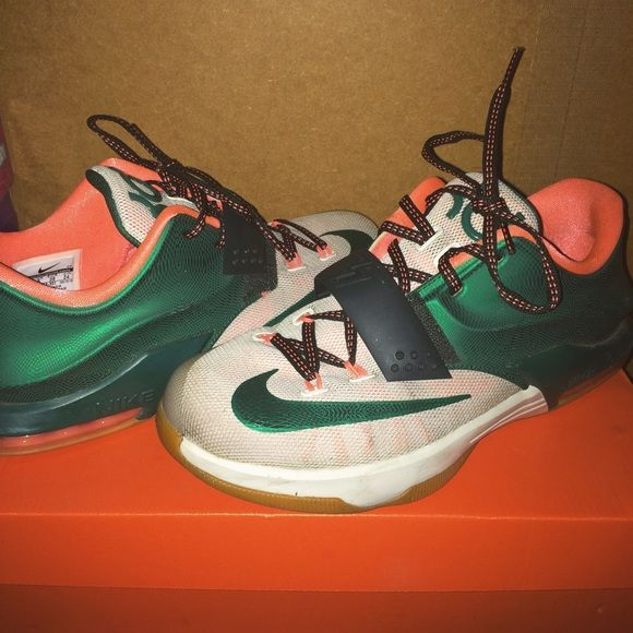 best website 9eeac 71bdc ... where can i buy boys grade school nike kd 7 basketball shoes the nike  air kd7