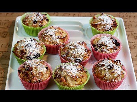 Bratapfel-Muffins sind ein passgenaues Rezept für die Zeit zwischen - chefkoch käsekuchen muffins