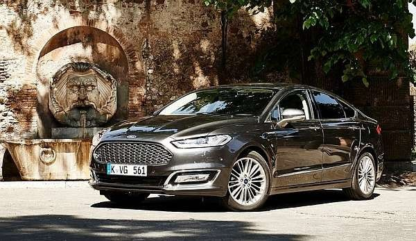 2015 Ford Mondeo Vignale 2 0 Tdci 210 Powershift Car Review