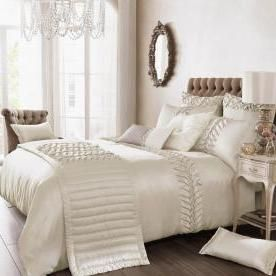 kylie minogue felicity luxury bedding oyster champagne