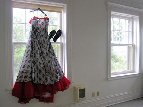 212/365: The Dress